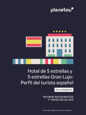 Hotel 5 estrellas y 5 estrellas gran lujo perfil español