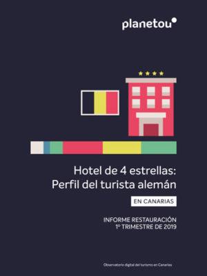 hotel 4 estrellas perfil aleman