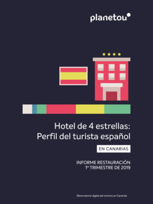 hotel 4 estrellas perfil español