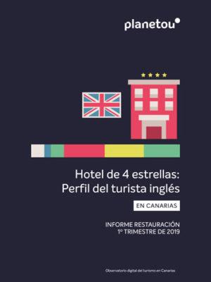 hotel 4 estrellas perfil turista