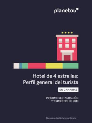 hotel de 4 estrellas perfil general